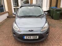 Ford KA Edge £5,500, 3dr, Petrol, Manual, Silver, 1.2