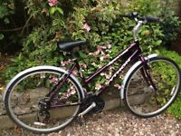 Ladies Bicycle, good condition ,hardly used. £50 room needed