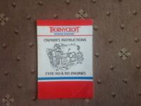 Thornycroft owners instruction manual