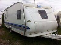 Caravan Hobby Excelent Easy 2006, 4 berth