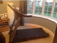 Perfect Condition NordicTrack C80i Running Machine