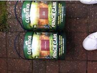 Cuprinol Fence Care 5L Brown