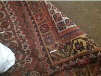 Indian hippy style rug