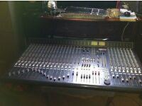 Allen and Heath GSR24M Mixing desk