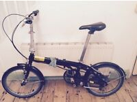 Excellent Folding Bike Tern Link C7 & Accesories