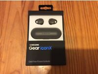 Samsung gear iconx wireless headphones