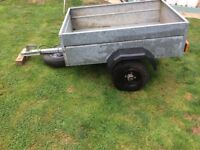 Caddy trailer excellent condition