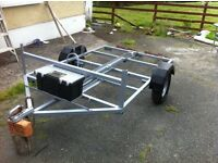 Bike /quad trailor for sale