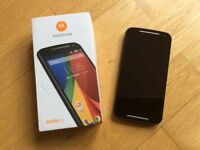 AS NEW Boxed Motorola Moto G XT1068 2nd Gen Dual Sim Mobile Smart Phone