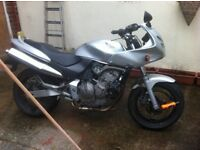 Slightly Damaged Honda CB 600 FS2-Y Sport - Silver