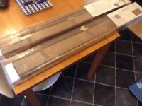 Two 3ft wooden blinds brand new in boxs