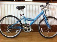 """Unisex teenage Mountainbike - fully refurbished Specialized 13"""" frame, 24"""" wheels, 18-speed"""