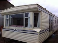 Willerby Gainsborough 33x12 FREE UK DELIVERY 2 bedrooms 2 bathrooms offsite static caravan over 100
