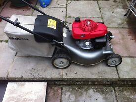 Honda izy rotary mower