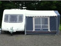 Caravan Issabella Awning - excellent condition
