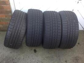 Nexen extra load winter tyres