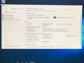Dell R610 2x Hexa Core Xeon X5670 2.93Ghz, 48gb ram, 2.5tb 15k Raid SAS Windows Server 2016