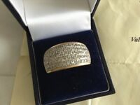 SUPERB GENTS DIAMOND RING