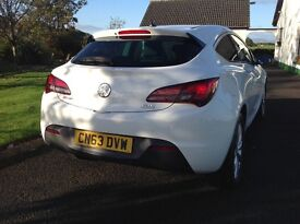 Vauxhall Astra sri gtc cdti