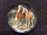 "Kaiser Porcelain ""The Kaiser Stable Door Collection"" plates"