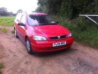 Vauxhall Astra van cdti 2004