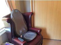 HOMEMEDICS Back Massager Seat