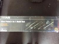 Titan 25cc Petrol 4 in 1 Multi Tool