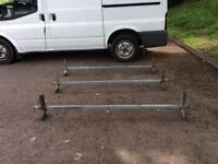 Ford transit roof bars