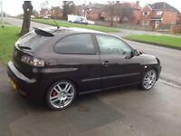 *Rare* Seat Ibiza Cupra PD160 6 speed Diesel not 130 150 gt fr 1.8 20v turbo vw golf audi tdi gti