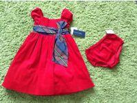 Ralph Lauren dress, size 24 months (2years