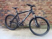 Carrera vengeance men's 27.5 hardtail mountain bike in good order, *postage available