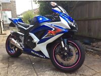 Suzuki GSXR 750 Urgent sale required!!