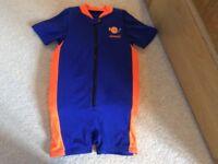 Speedo float suit ages 2-3