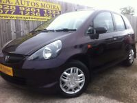 ** VALUE** HONDA JAZZ S I-ETEC 1246 cc ** low ins 3, one owner ! great m.p.g model !!!!