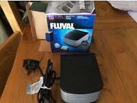 air pumps for fish tanks two for sale