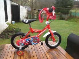 Postman Pat bicycle