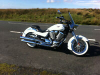 VICTORY BOARDWALK LIMITED EDITION LOW MILES , HARLEY DAVIDSON