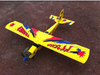 Radio Controlled Areoplane