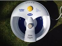 Scholl PedSpa Centre with Heat Whirl and Heat Massage