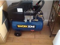 Air compressor never used with other attachments