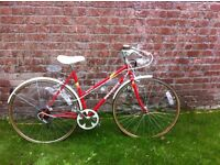 Lovely Women's Vintage Raleigh Dutch Style Bycicle / Bike