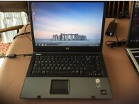 HP Compaq 6710p, Core2Duo, 15.4 Screen, 160GB HDD, Internet Ready, Windows 7 (REF 306)
