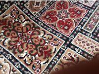 Carpet 4 metres x4 metres