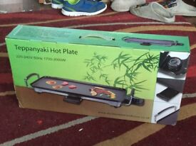 Brand new sizzler hot plate.