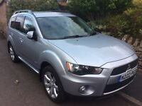 Mitsubishi Outlander in excellent condition. Full service history.
