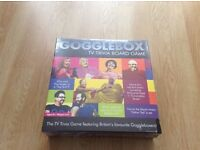 Brand new Googlebox tv trivia board game