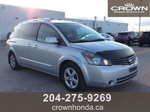 2007 NISSAN QUEST - LOCAL TRADE