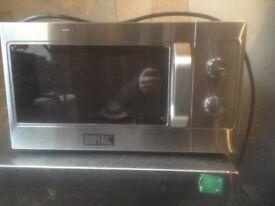 Buffalo microwave,£150.00