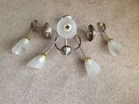 wall and ceiling light