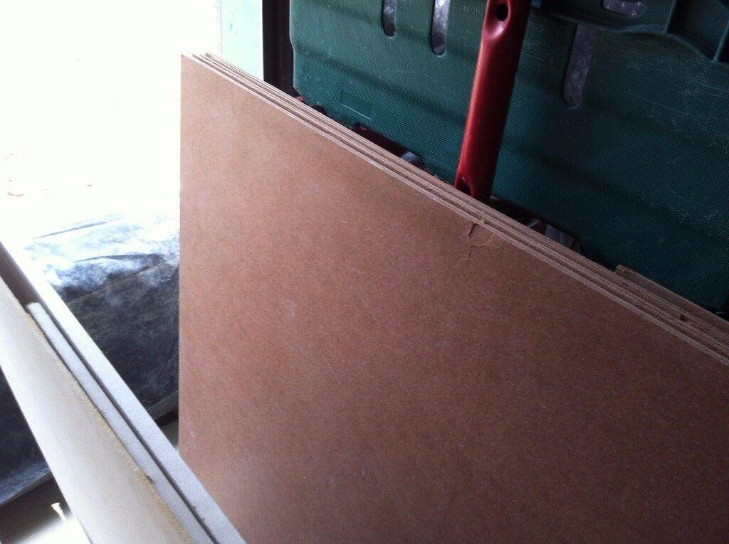 hardboard hard board sheets 4 mm floor surface protection not corex correx